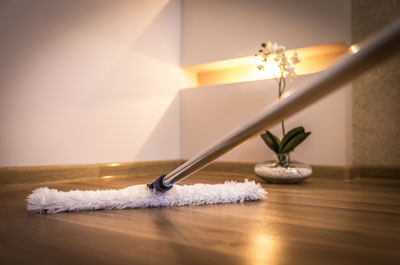 hardwood floor cleaning & resurfacing