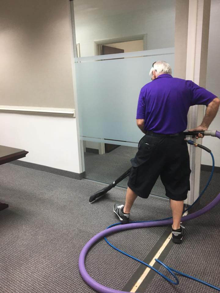 commercial floor cleaning company